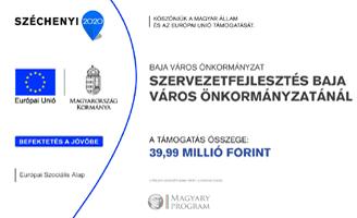 Szervezetfejlesztés konvergencia régiókban lévő önkormányzatok számára